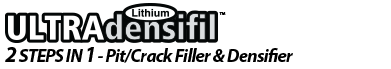WerkMaster ULTRAdensifil lithium crack and pit filler densifier