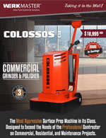 Colossos XT Brochure Cover