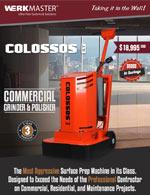 Colossos XT Brochure Cover