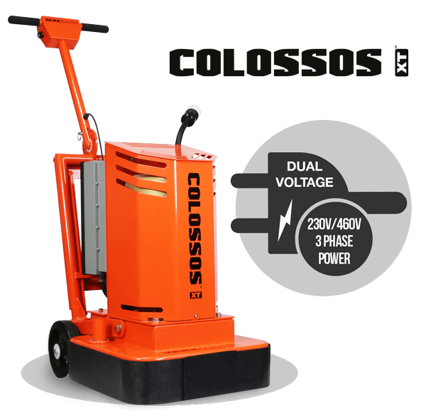 Colossos XT - Dual Voltage 230V / 460V