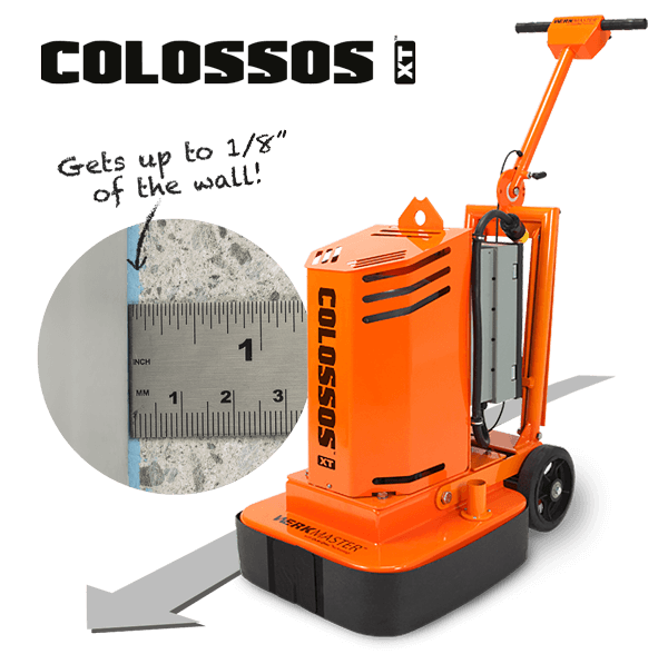 Colossos XT - Gets up to 1/8