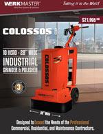 Colossos XTX Brochure Cover