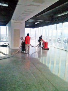 WerkMaster Colossos XT - Torre Glorieta, Mexico City