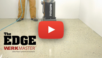 WerkMaster The Edge - How to polish concrete