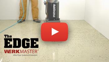 Werkmaster Floor Grinders Terrazzo Stone Polishers