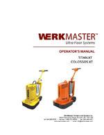 Titan XT - Colossos XT - Operator's Manual