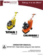 Titan XT - Colossos XT Propane