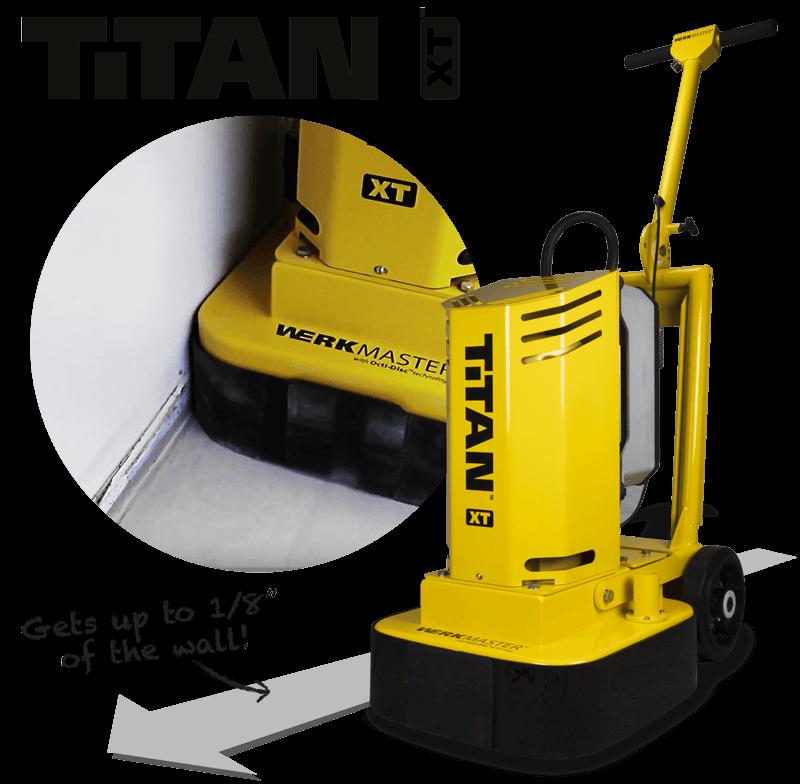 WerkMaster Titan XT Edging