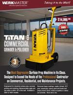 Titan XT Brochure Cover