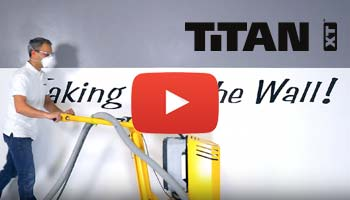 Titan XT - Edging - Taking it to the Wall