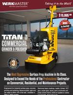 Titan XT Propane Brochure Cover