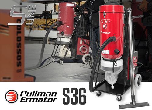 WerkMaster Ermator S36