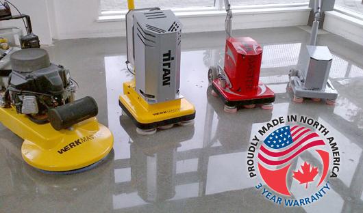 Concrete Titan Machines Werkmaster Com Werkmaster