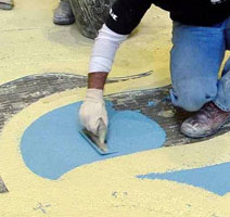 How To Terrazzo Refinishing System Epoxy Amp Cementitious