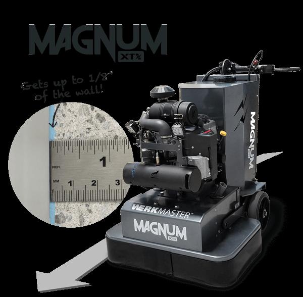 WerkMaster Magnum XTX Gets up to 1/8