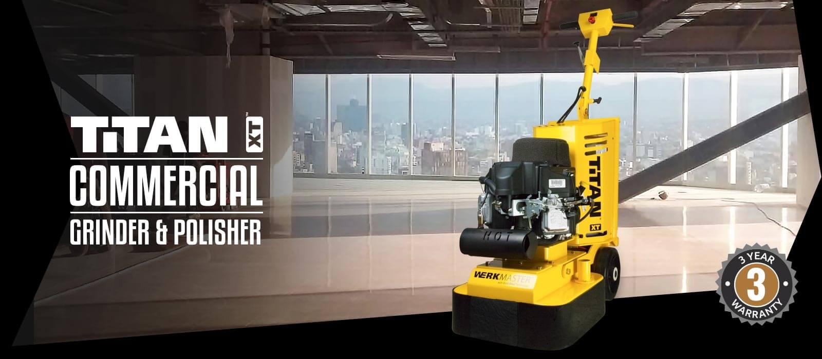 WerkMaster Titan XT Propane