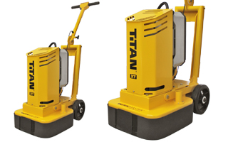 WerkMaster Titan XT concrete floor grinder