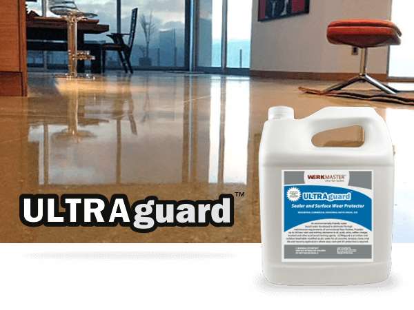Floor Sealers For Concrete Terrazzo And Stone Werkmaster