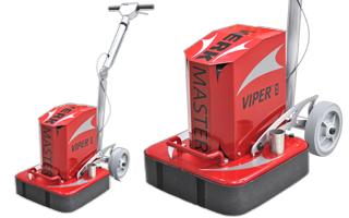 Multi Surface Grinding Polishing Machine Viper Xti