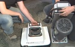Drivetrain Disassembly Part 8 - Replacing Belt & Motor