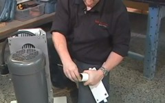 Part 9- Replacing Vacuum Pipe