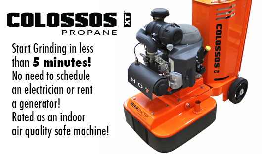propane-colossos-XT-machine-concrete-grinder