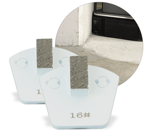 Standard 1 Segment - Concrete Grinding Tooling