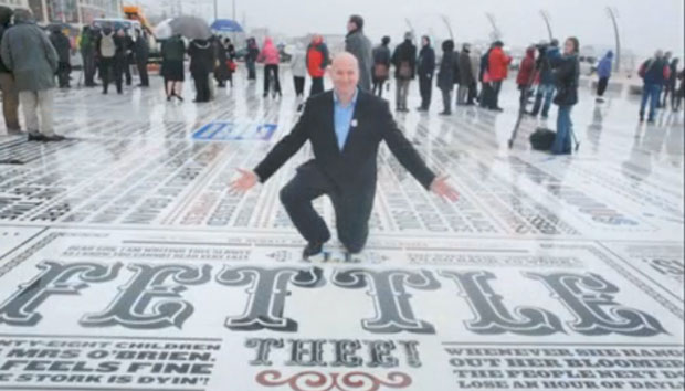 Comedy-Carpet-Blackpool-Video