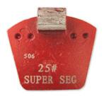 Super-Seg 1/2  Seg 25 Grit