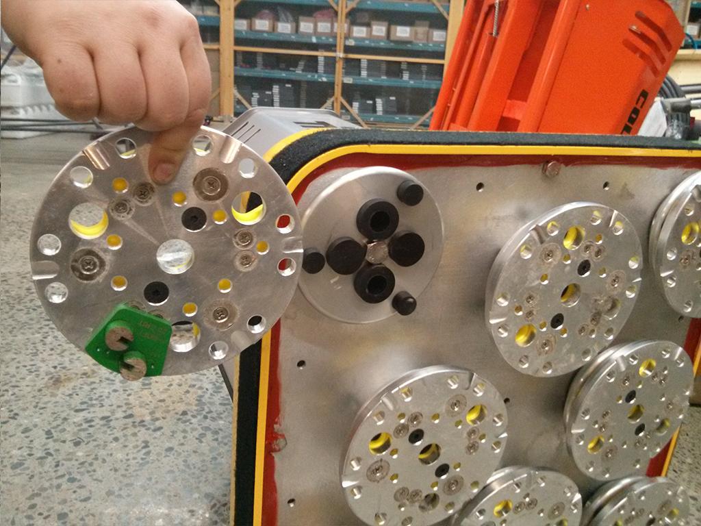 How to install a retrofit kit on werkmaster machines