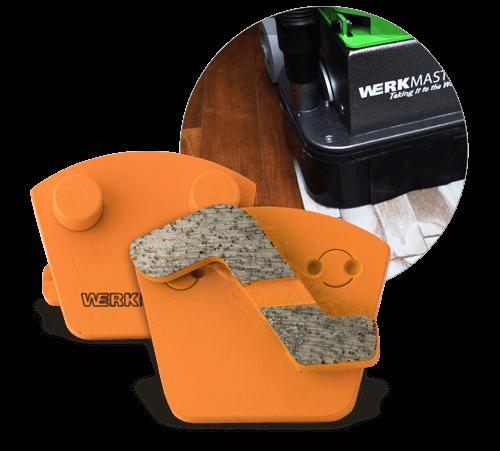WerkMaster S-Seg - Hardwood Tooling