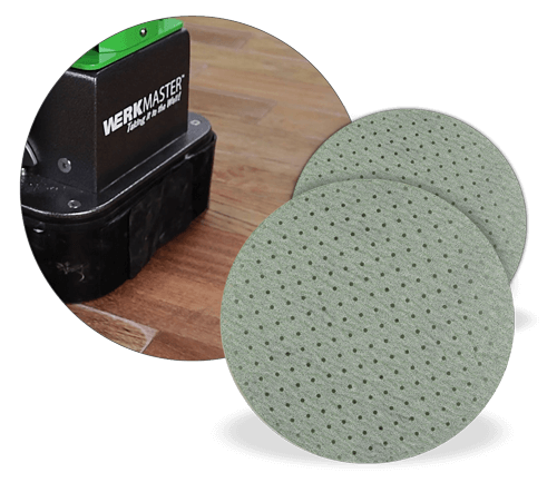 TurboBrade Abrasion Discs - Hardwood Tooling