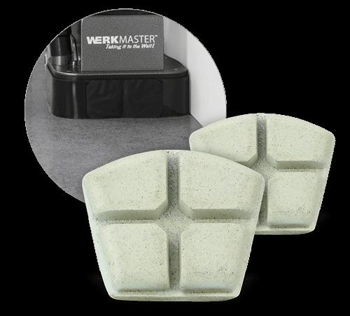 WerkMaster Achromic - Polishing Concrete Tooling