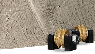 WerkMaster Concrete Surface Profile Tooling