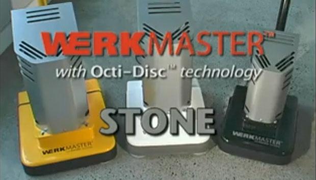 WerkMaster Stone Refinishing Video