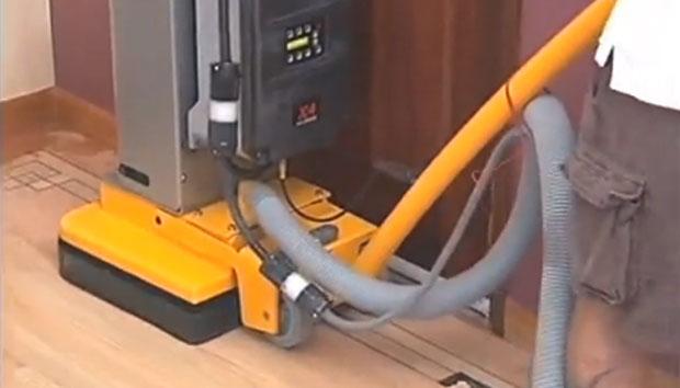 Hardwood Floor Sanders a hardwood floor sander can smooth the floor before painting or refinishing Titan On Hardwood Floors