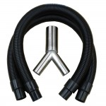 Y Pipe Connector Kit