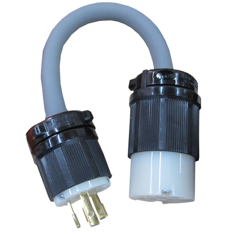 Electric dryer outlet adapter