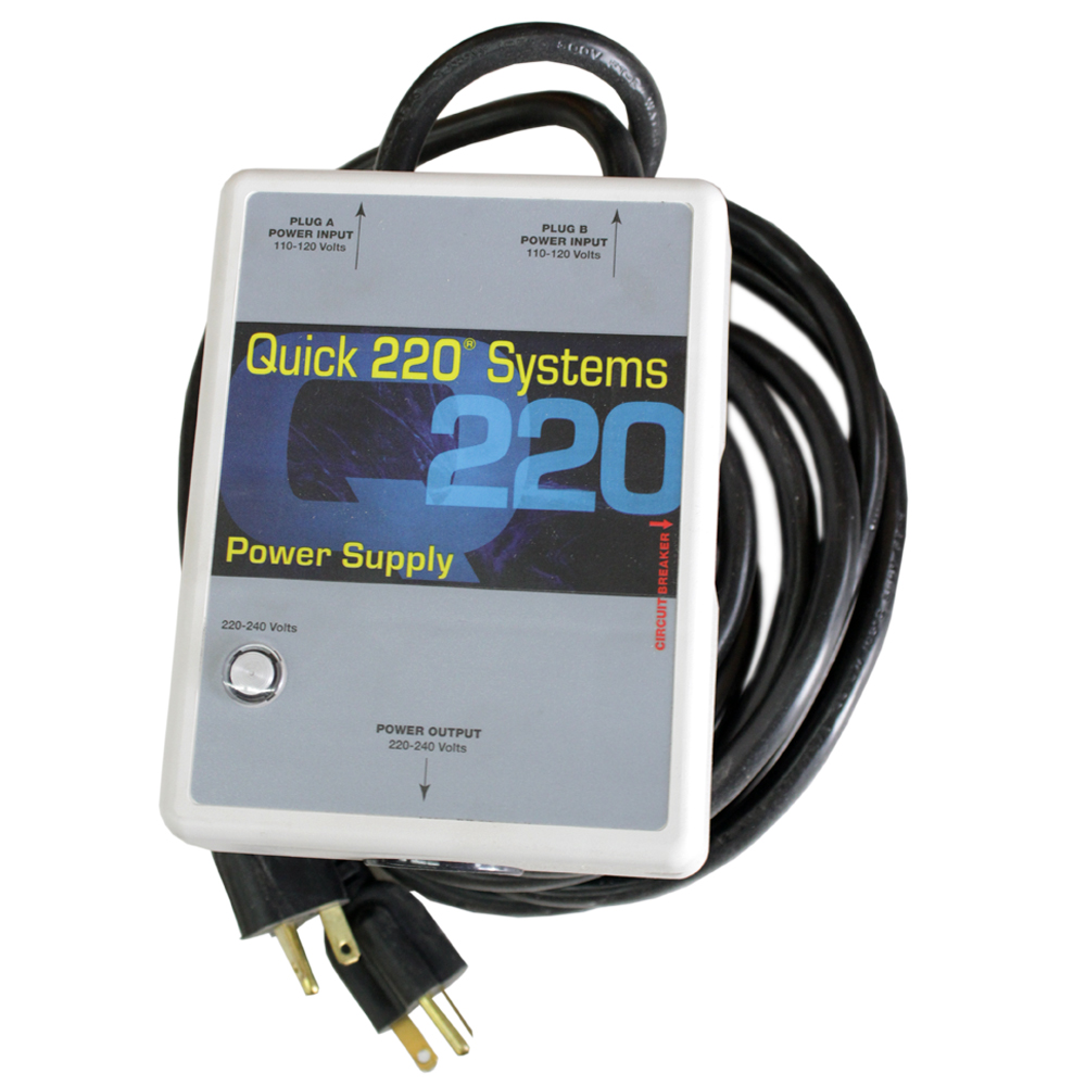 Electrical Accessories | Quick 220 Adapter | 3 Phase to Single Phase ...