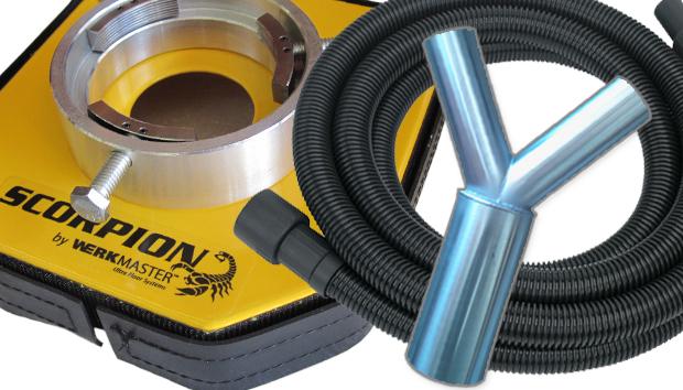 WerkMaster Dust Control Accessories