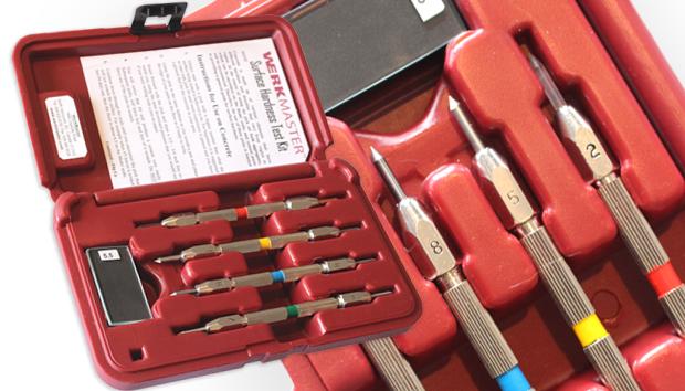WerkMaster Testing Accessories