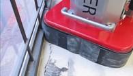 Raptor xt edging concrete surface prep