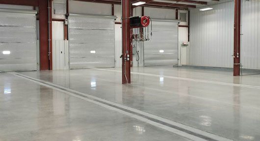 How To Polish Concrete Floors Werkmaster