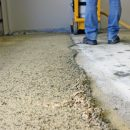 Removing-carpet-glue-adhesive-with-grinder