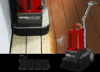 The Boss by WerkMaster - Designed for the rental fleet operator