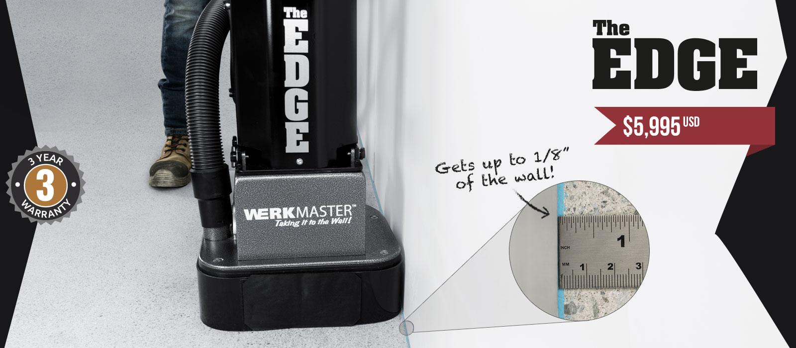 The Edge by WerkMaster