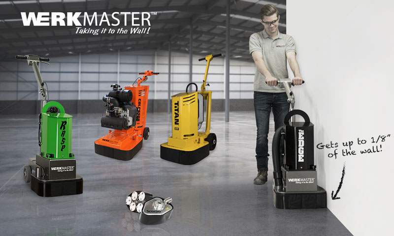 WerkMaster Machines