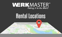 WerkMaster Rental Locations