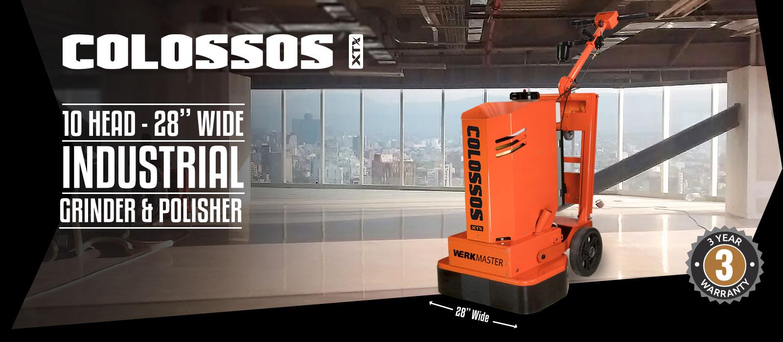 Colossos XTX - 10 Head, 28