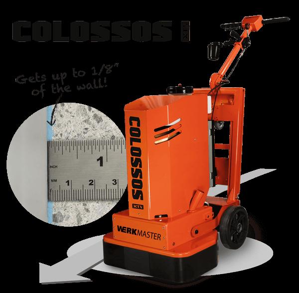 Colossos XTX - Gets up to 1/8
